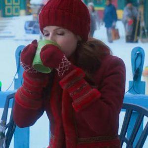 Noelle Anna Kendrick Christmas Jacket
