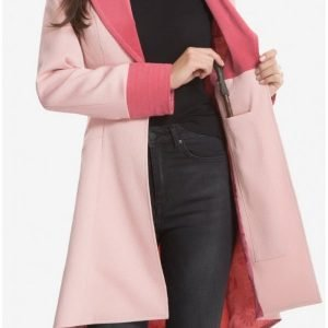 Fantastic Beasts and Where to Find Them Queenie Pink Coat