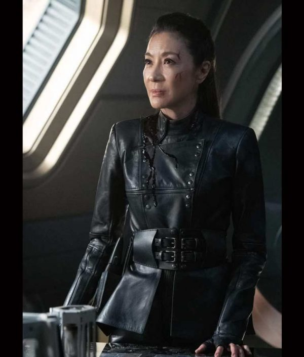 Philippa Georgiou TV Series Star Trek Discovery S03 Michelle Yeoh Jacket