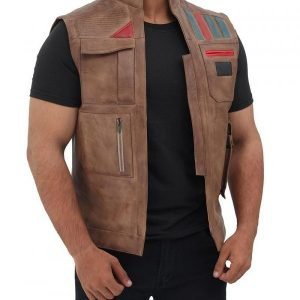 Star Wars Rise of the Skywalker Vest John Boyega Vest