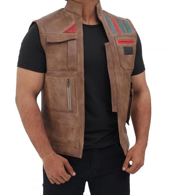 Star Wars Rise of the Skywalker Vest John Boyega Vest