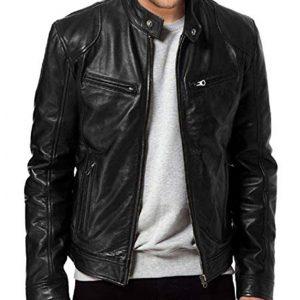 Chris Evans Avengers Endgame Steve Rogers Leather Jacket