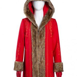 Christmas Chronicles 2 Mrs. Claus Coat