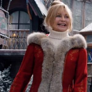 The Christmas Chronicles Goldie Hawn Fur Coat