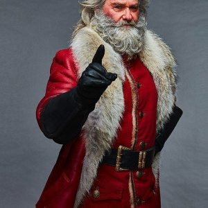 The Christmas Kurt Russel Chronicles Santa Claus Coat