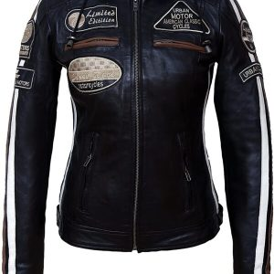 Urban Motors American Classic Leather Jacket