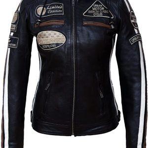 Urban Motors American Classic Leather Jacket