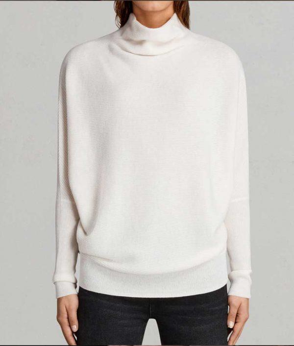Melinda Monroe TV Series Virgin River Alexandra Breckenridge Sweater