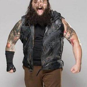 WWE Wrestler Bray Wyatt Vest