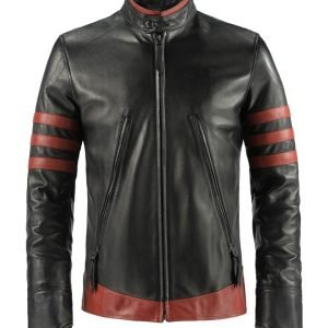 X-Men Origins Wolverine Leather Jacket1