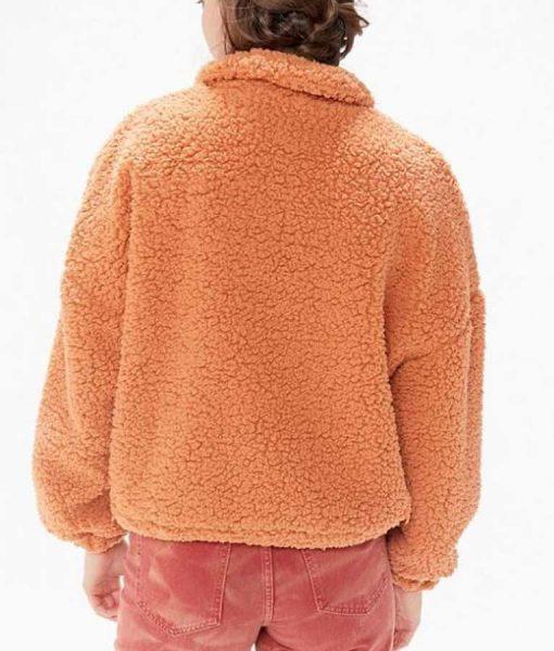 Rickster Maggie Teddy Fur Jacket