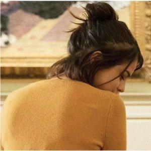A Rainy Day In New York Selena Gomez Sweater