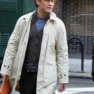 Buy Ted Davidoff Coat | A Rainy Day In New York Jude Law Coat