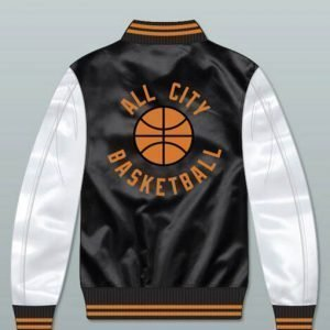 Men's All City Basketball Cochise Cooley High Letterman Jacket
