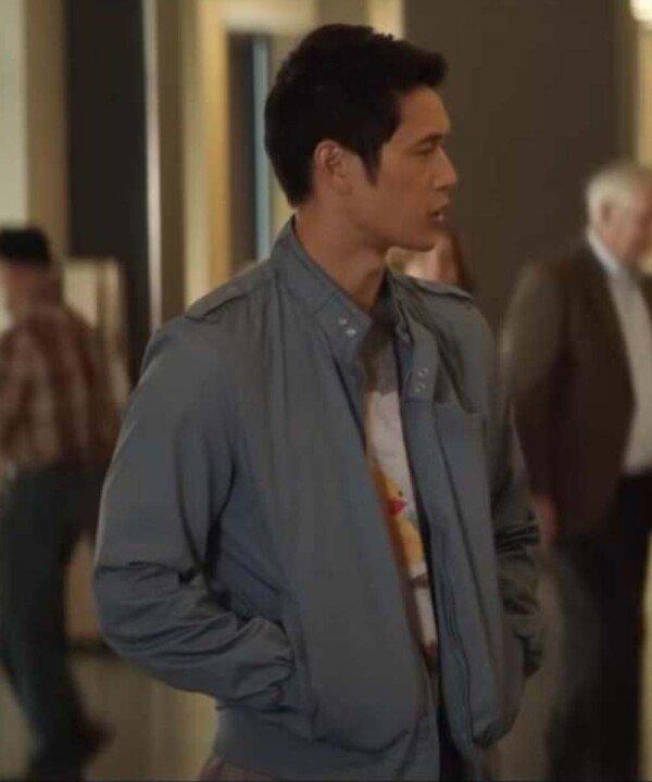 Harry Shum Jr Cotton Jacket | All My Life Harry Shum Jr Jacket