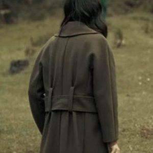 Dark Desire Alma Solares Coat