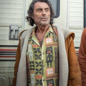 American Gods Season 03 Mr. Wednesday Jacket | Ian McShane Jacket