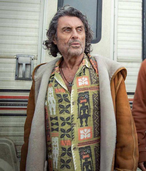 American Gods Season 03 Mr. Wednesday Jacket | Ian McShane Jacket