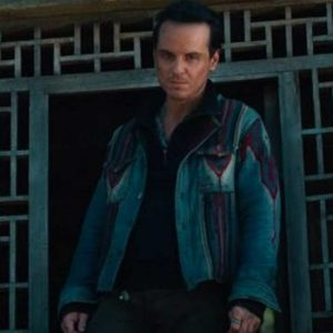 Andrew Scott Denim Jacket | His Dark Material S02 John Parry Jacket