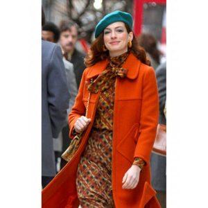 Anne Hathway Modern Love Coat