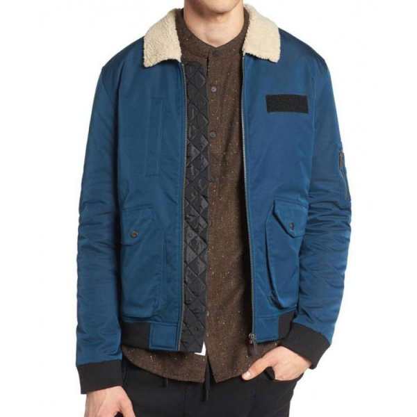 Arrow Rene Ramirez Flight Jacket1