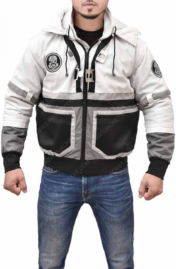 Assassin's Creed Ghost Recon Cotton Hoodies