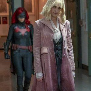 Batwoman Beth Kane Corduroy Coats