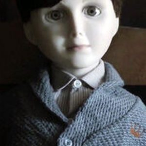 Brahms The Boy II Baby Doll Sweater