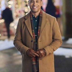 Christmas In Evergreen Elliot Coat | Antonio Cayonne Trench Coat