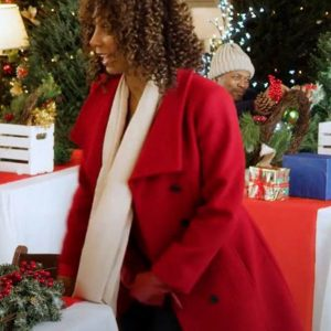 Christmas in Evergreen Bells Are Ringing Michelle Lansing Red Coat