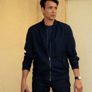 Ralph Macchio Bomber Jacket | Cobra Kai Season 3 Daniel LaRusso Jacket