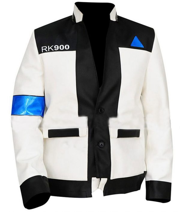 Connor Detroit Become Human RK-900 Jacket1
