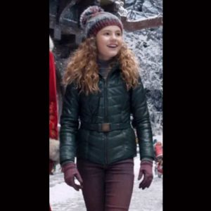 Darby Camp The Christmas Chronicles 2 Kate Jacket