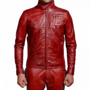 Ben Affleck Red Jacket | Daredevil Ben Affleck - Hit Jacket