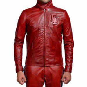 Ben Affleck Red Jacket | Daredevil Ben Affleck - Hit Jacket