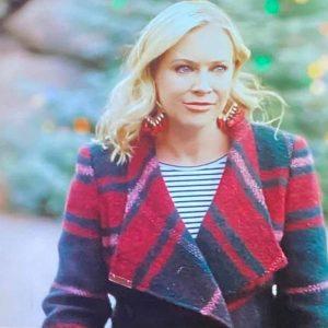Melissa Joan Hart Dear Christmas Coat | Melissa Joan Hart Coat