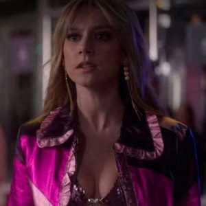 Elite Carla Roson Pink Jacket