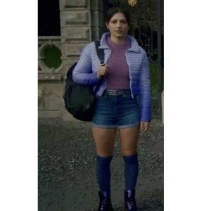 Fate The Winx Saga Musa Puffer Jacket | Elisha Applebaum Jacket