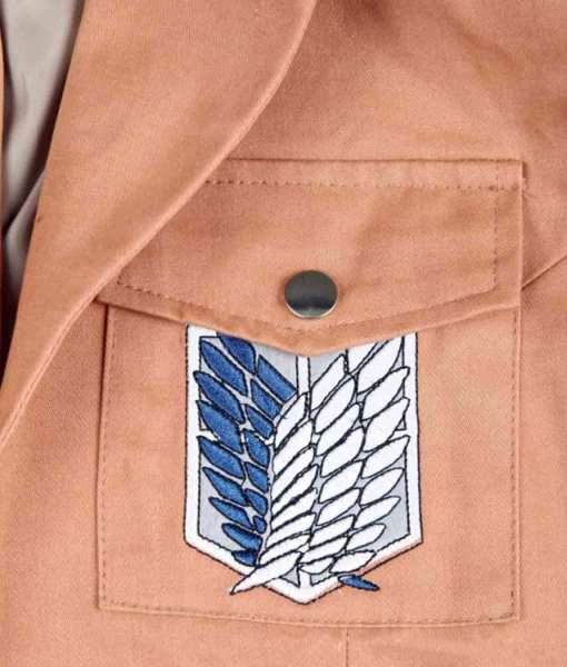 Female or Male Attack On Titan Jackets