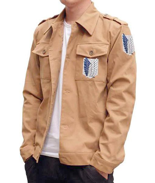 Female or Male Attack On Titan Jacket1