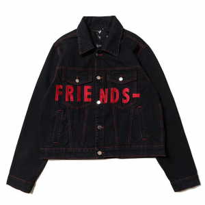 friends denim jacket
