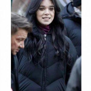 Hawkeye Hailee Steinfeld Puffer Coats