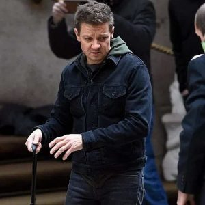 Hawkeye Jeremy Renner Black Jackets