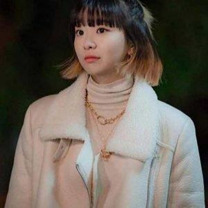 Itaewon Class Kim Da-Mi Fur Jackets