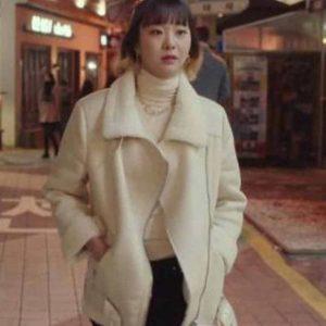 Itaewon Class Kim Da-Mi Fur Jacket
