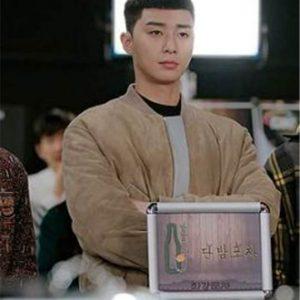 Park Sae Ro Yi Itaewon Class Leather Jacket Park Seo-Joon Bomber Jacket