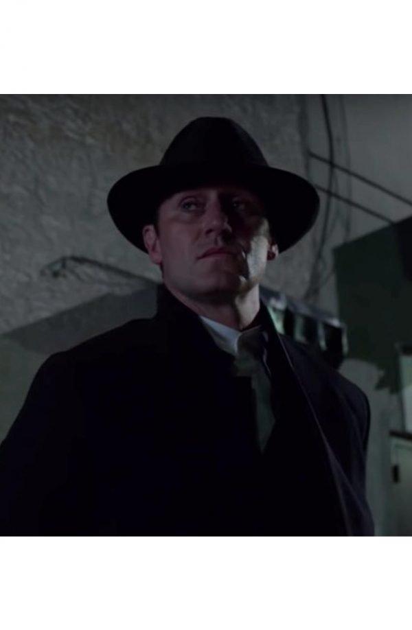 The Punisher 2 John Pilgrim Coat