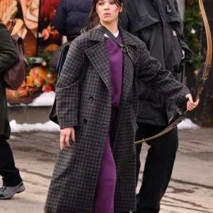 Hawkeye Kate Bishop Coat