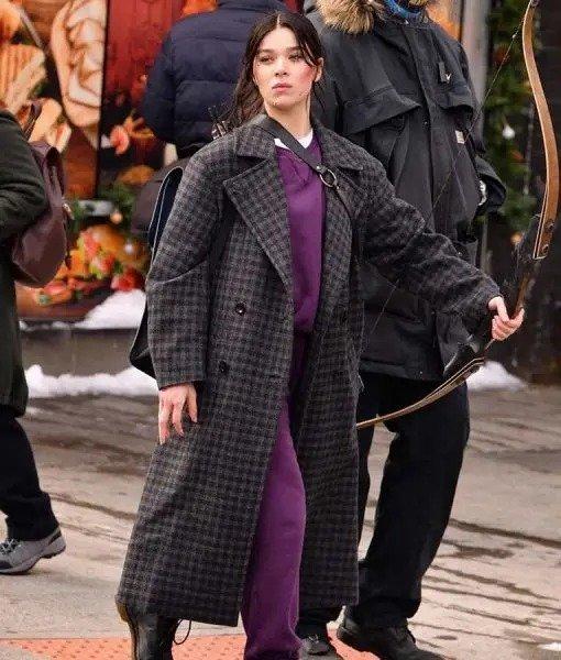 Hawkeye Kate Bishop Coat