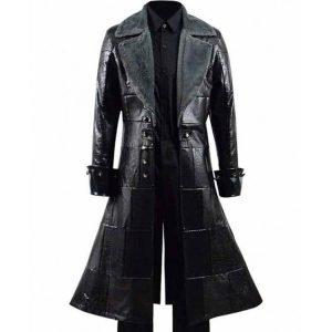Kingdom Hearts iii Sora Leather Coat1